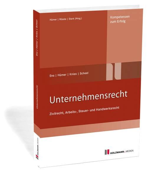 "E-Book ""Unternehmensrecht"""