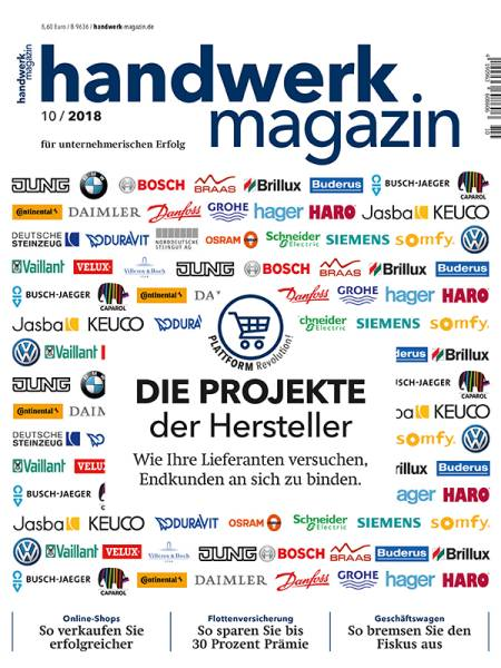 cover_handwerk-magazin_10/2018