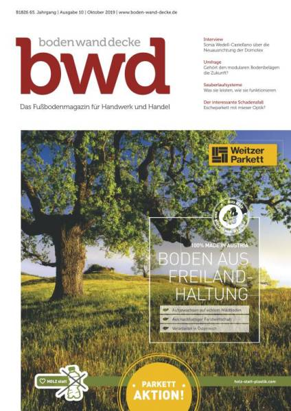 Cover bwd 10/2019 digital