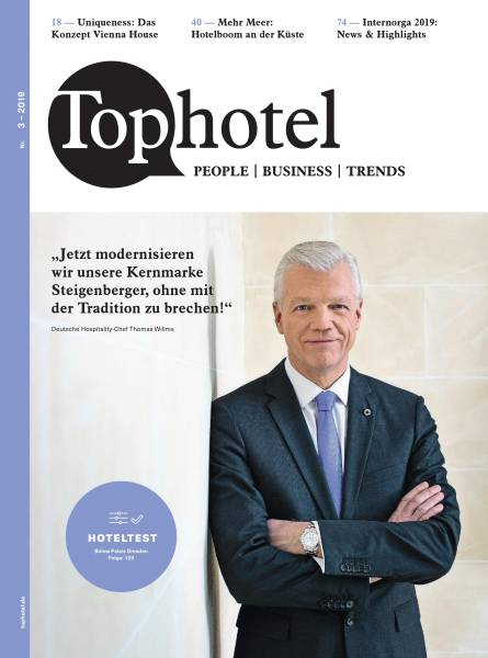 Cover Tophotel 3/2019