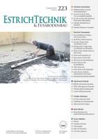 EstrichTechnik - Jahresabo mit Prämie