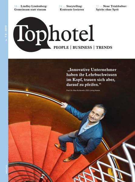 Cover Tophotel 7-8/2019