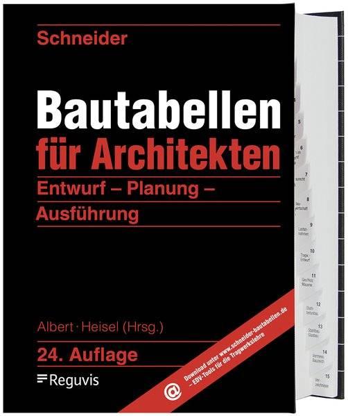 cover_Schneider_-_Bautabellen_für_Architekten