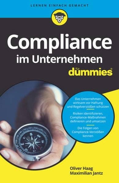 cover_Compliance_im_Unternehmen_für_Dummies