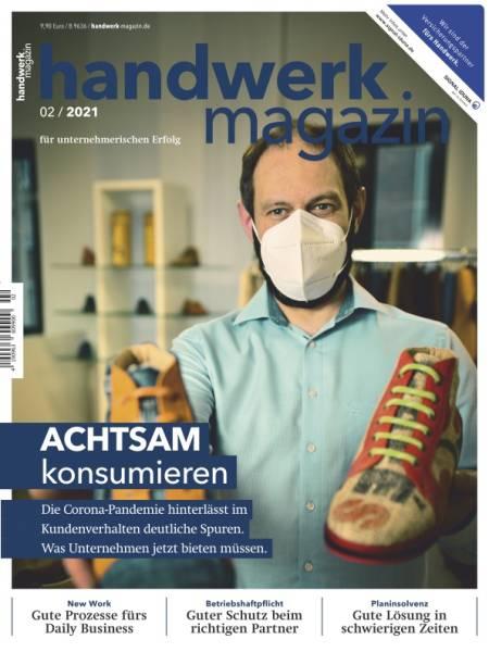 handwerk magazin - Ausgabe 2/2021