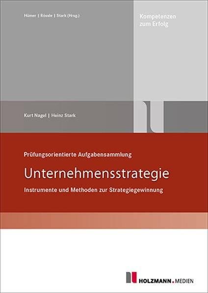 cover_Prüfungsorientierte_Aufgabensammlung_Unternehmensstrategie