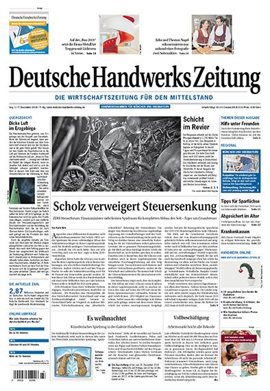 cover_deutsche-handwerks-zeitung_23/2018
