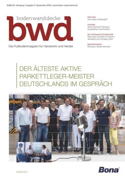Cover bwd 9/2019 digital