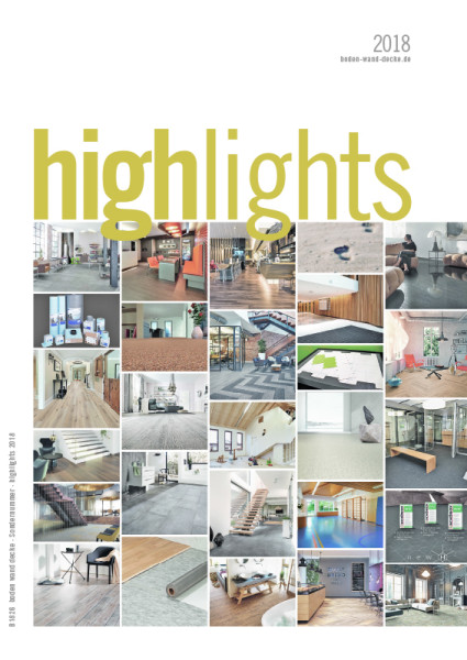 bwd-Sonderheft Highlights