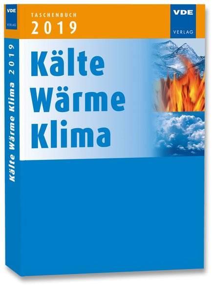 Taschenbuch Kälte Wärme Klima 2019