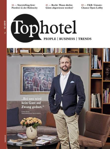 Cover Tophotel 12/2019