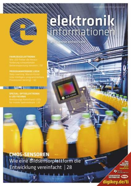Cover elektronik informationen 6/2019