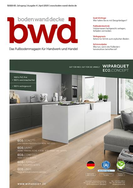 Cover bwd 4/2019