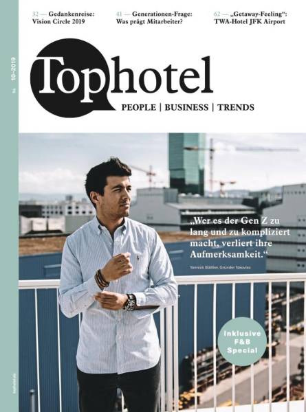 Cover Tophotel 10/2019