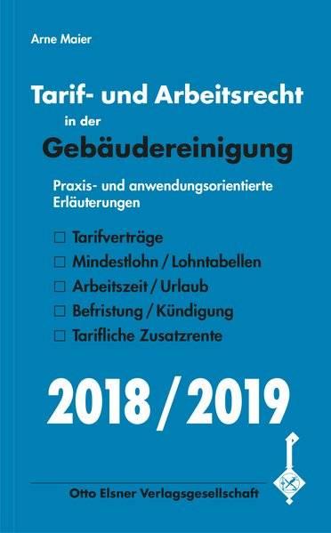 cover_Tarif-_und_Arbeitsrecht_in_der_Gebäudereinigung_2018/2019