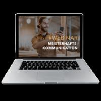 Webinar - MEISTERHAFTE KOMMUNIKATION - Die richtigen Worte für Social Media finden