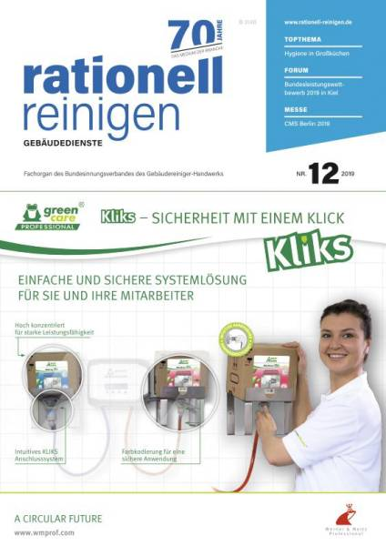Cover rationell reinigen 12/2019