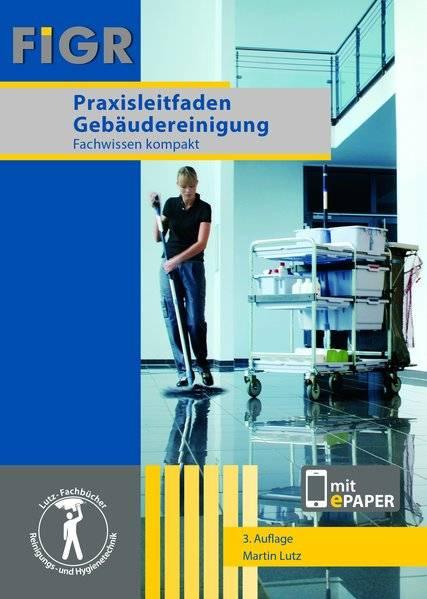 cover_Praxisleitfaden_Gebäudereinigung