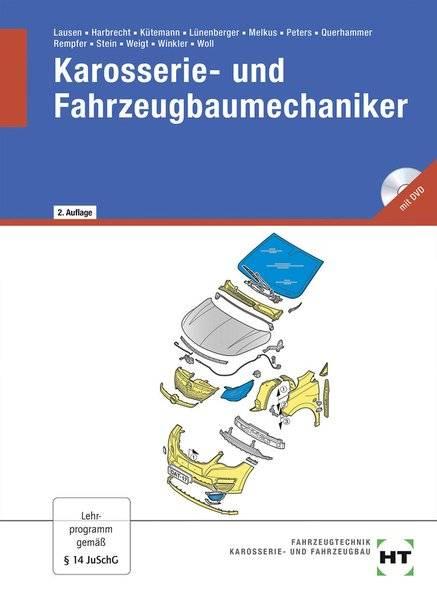cover_Karosserie-_und_Fahrzeugbaumechaniker
