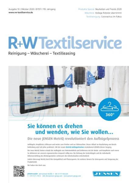 R+WTextilservice - Abonnement mit Prämie