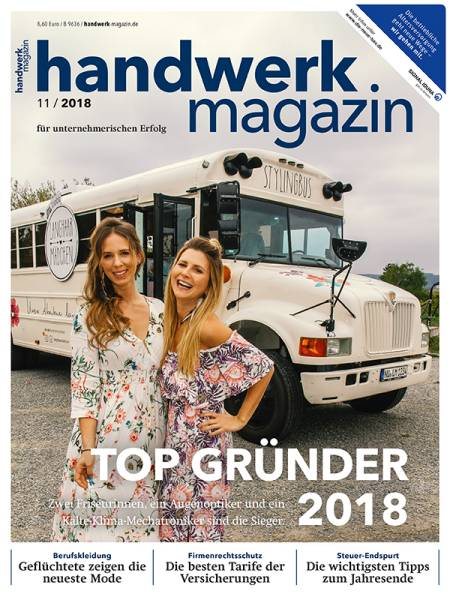 cover_handwerk-magazin_11/2018
