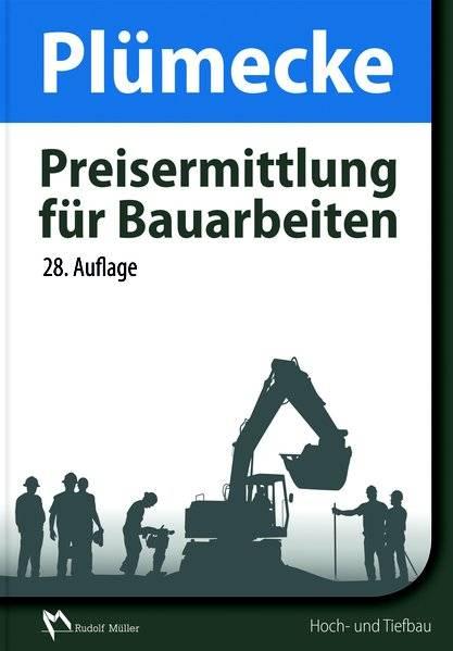 cover_Plümecke_–_Preisermittlung_für_Bauarbeiten
