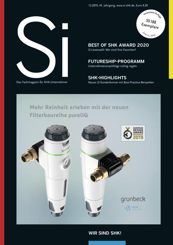 Si - Fachmagazin für SHK-Unternehmer | Zeitschriften ...