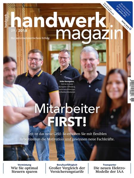 cover_handwerk-magazin_9/2018