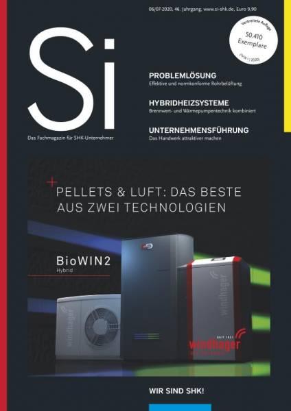 Cover Si Doppelausgabe 06-07/2020