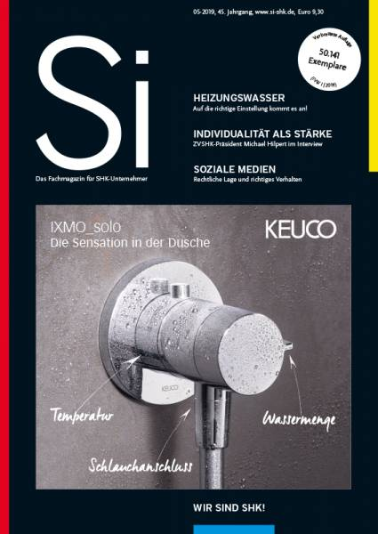 Cover Si 5/2019