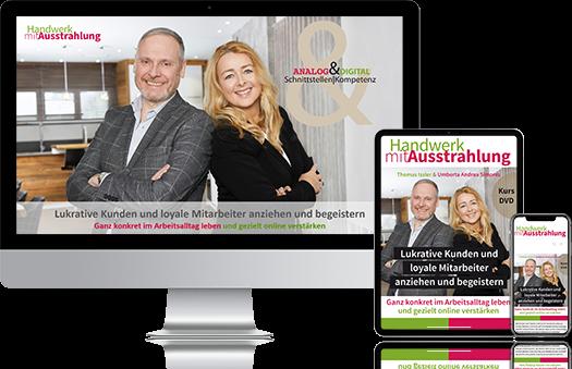 Lukrative Kunden und loyale Mitarbeiter anziehen und begeistern (Kurs als Online-Zugang)