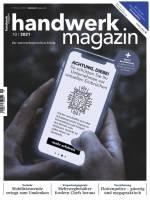 handwerk magazin - Ausgabe 10/2021 - digital