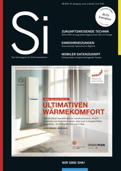Cover Si 8/2019