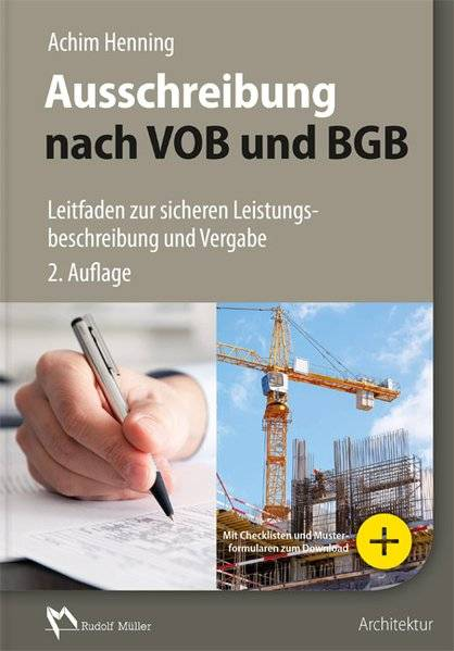 cover_Ausschreibung_nach_VOB_und_BGB