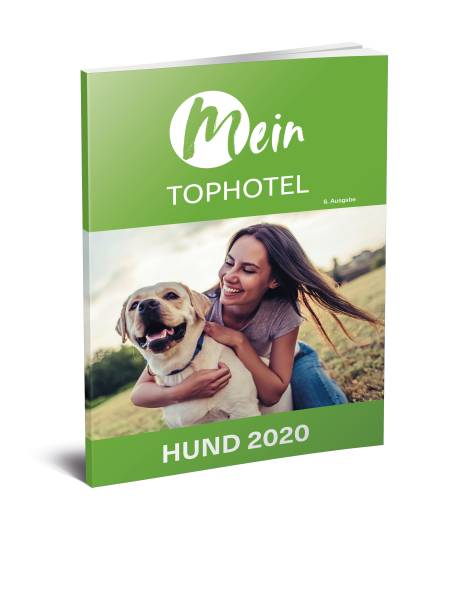 Cover Mein Tophotel Hund 2020