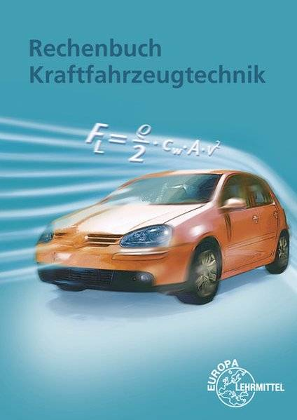 cover_Rechenbuch_Kraftfahrzeugtechnik