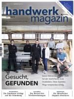 handwerk magazin - Ausgabe 4/2021 - digital