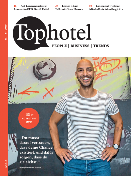 Cover Tophotel 5/2019