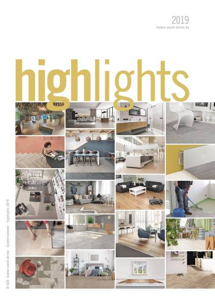 Cover bwd highlights 2019