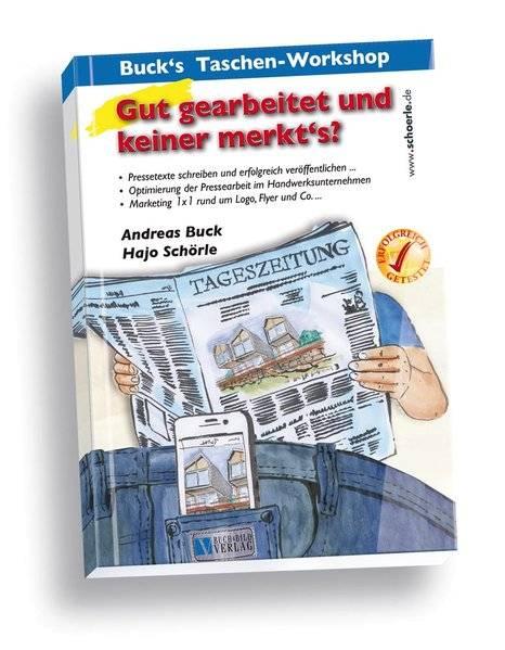 cover_Buck's_Taschenworkshop_-_Gut_gearbeitet_und_keiner_merkt's?