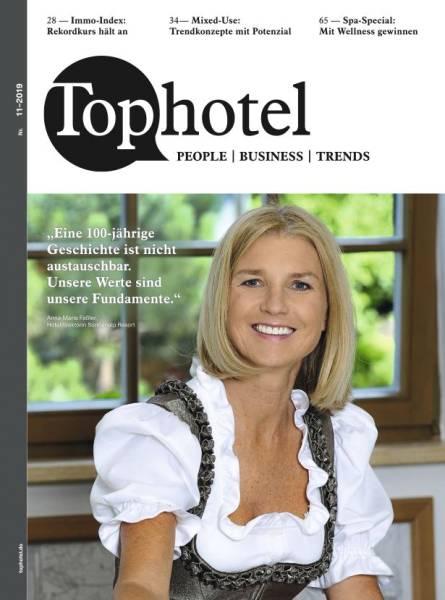 Cover Tophotel 11/2019 digital