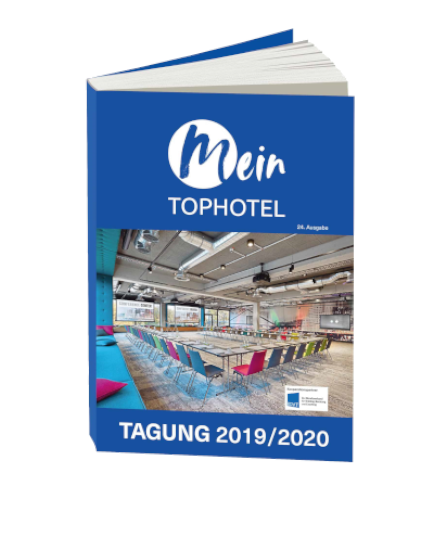 Cover Mein Tophotel Tagung 2019/2020