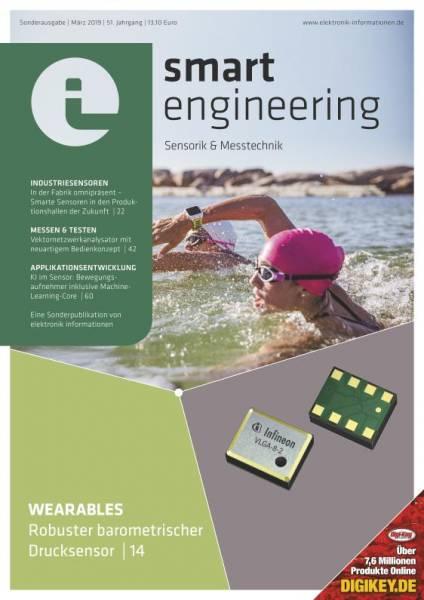 Cover smart engineering Sonderheft 3/2019