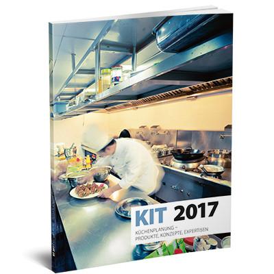 KIT 2017 Küchenplanung - Trends, Konzepte, Best Practice