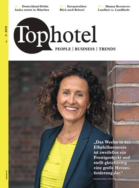 Cover Tophotel 4/2019