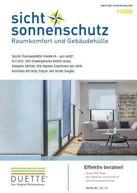 Cover sicht+sonnenschutz 1/2020 digital