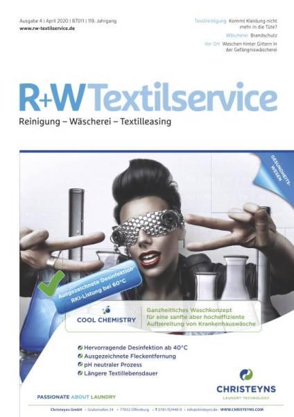 Cover R+WTextilservice 4/2020